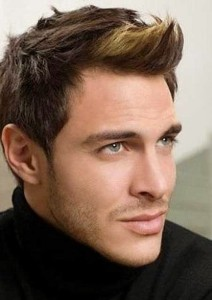 2014 Cool Spiked Hairstyle Trends for Men