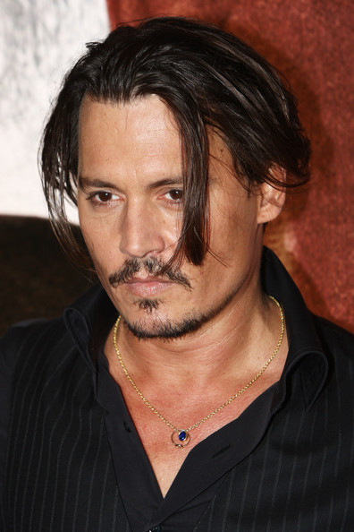 Angles Johnny Depp Short Hairstyles HD Wallpapers