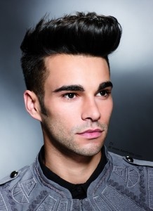 Attractive & Nice Quiff Hairstyle for Men