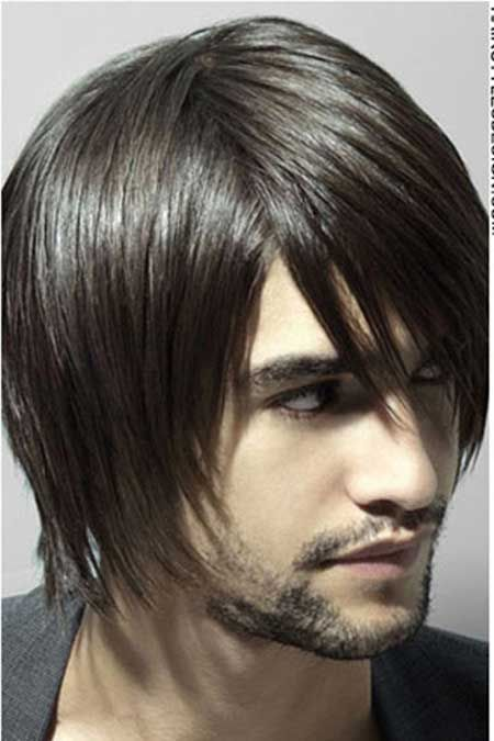Attractive Long Razor Cut