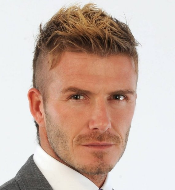 Best David Beckham Haircut For Men