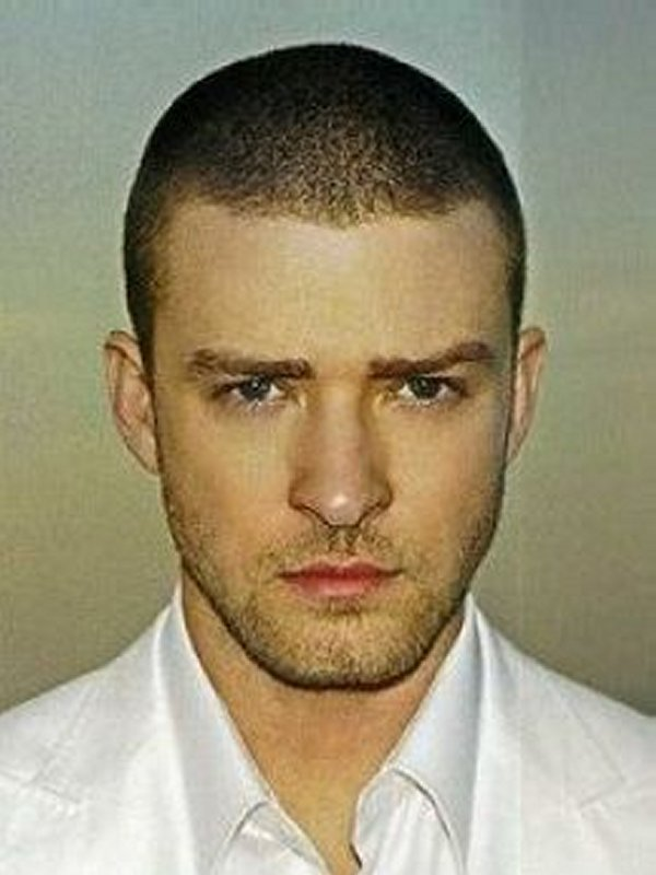 Buzz Cut-Short Men Hairstyles HD Photos