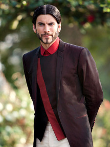Dashing Look Wes Bentley hairstyle Ideas
