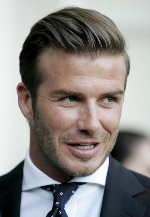 david beckham Dashing hairstyles HQ Images