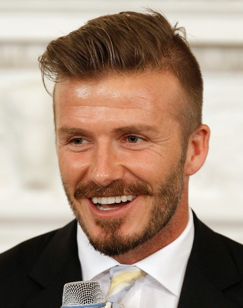 david beckham hairstyles for Stylish Look