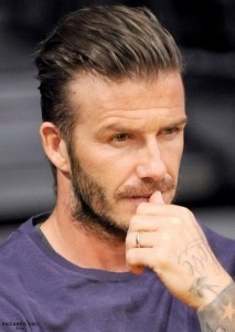 David Beckham latest Tips & Ideas for Hairstyles