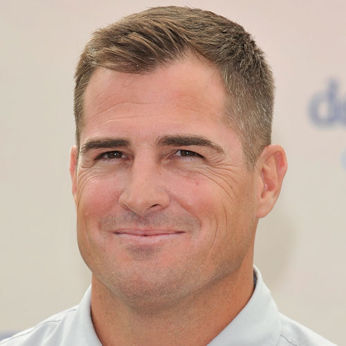 George Eads Ivy Leaque hairstyle