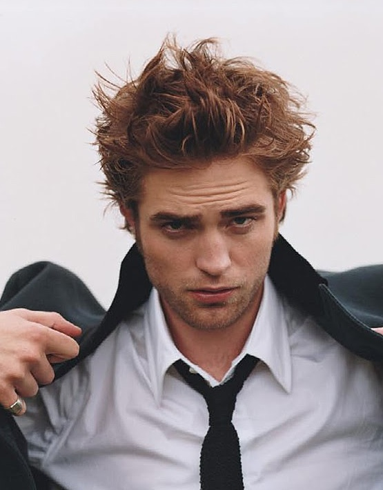 Hairstyles: Robert Pattinson with Spiky Haircuts
