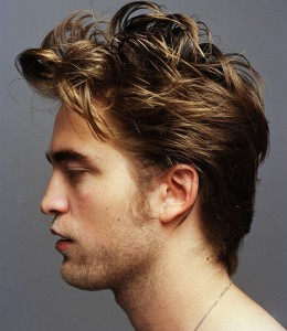 HD Images of Robert Pattinson Stylish Hairstyle