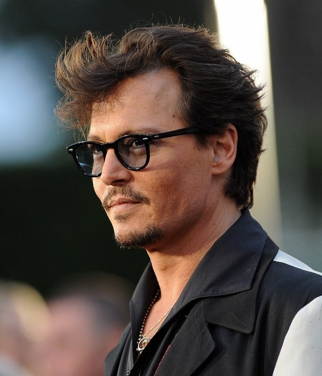Hairstyle Haircut Johnny Depp Hairstyle Pictures Long