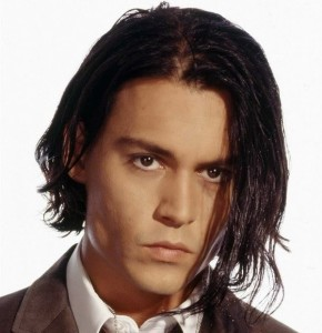 Johnny Depp with this look, down to Earth and definitely Nice Pics