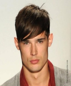 long razor cut hairstyles for men Men