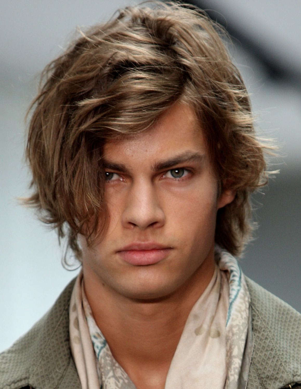Men's Medium Length Hairstyles New Tips & Ideas