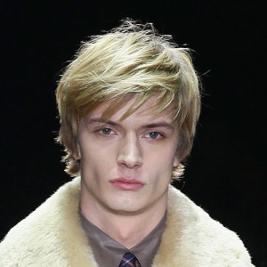 men long layered cut hairstyle also for teens
