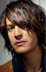 men long layered cut hairstyle New Ideas