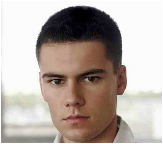 mens short hairstyles buzz cut for Attractive Look