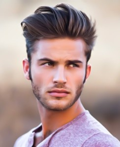 pompadour hairstyle Attractive Look HD Pics