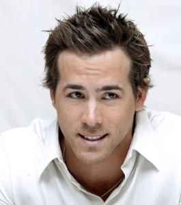 Spiked Men's Hair, Ryan Reynolds HD Pics