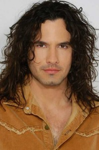 Very Long Curly Hairstyles Men 2014