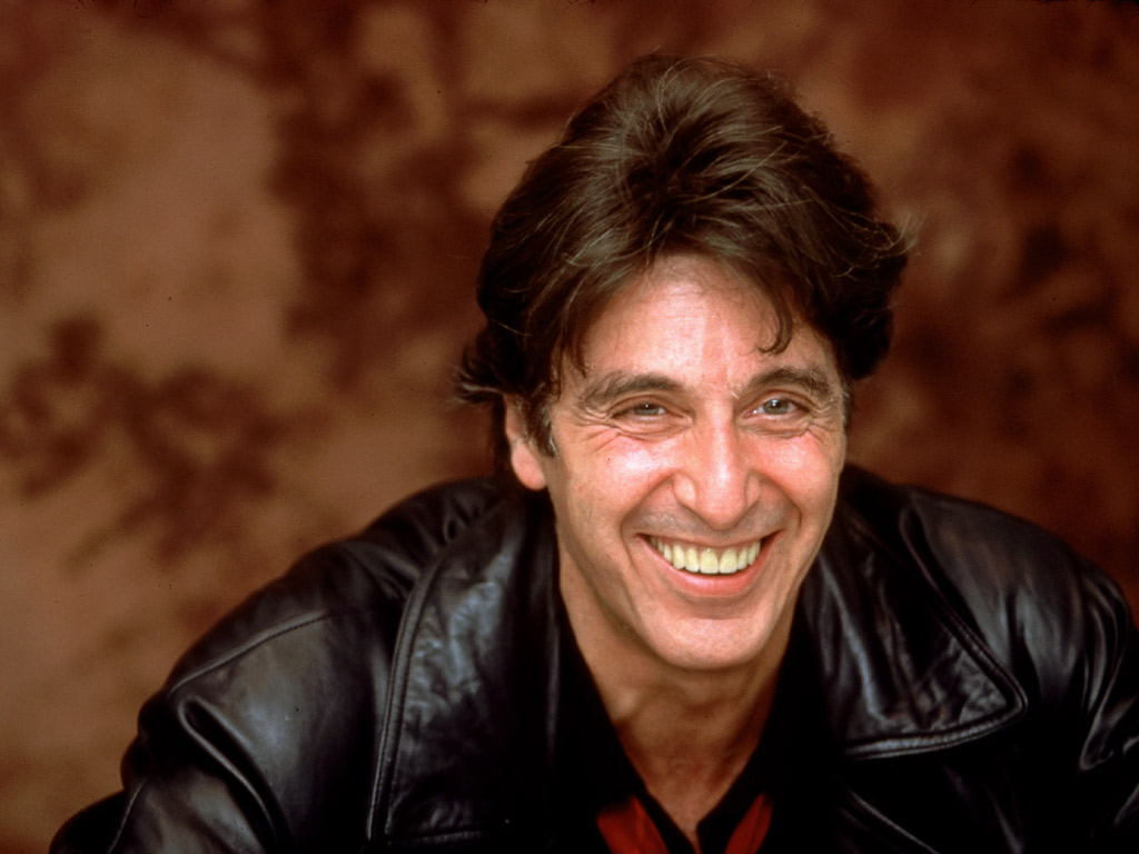 Al Pacino Awesome Hairstyle