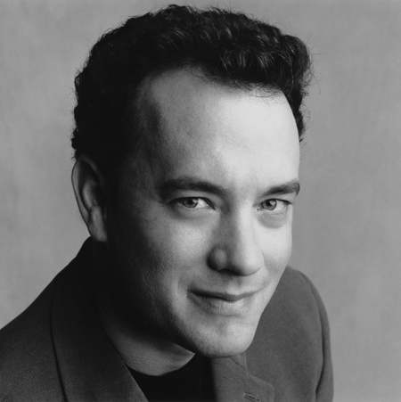 Amazing Tom Hanks Hairstyle