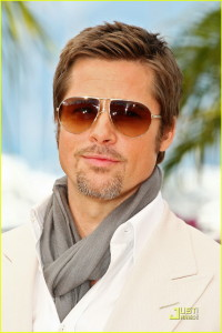 Attractive Brad Pitt Hairstyles Ideas