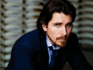 Awesome Christian Bale Hairstyle