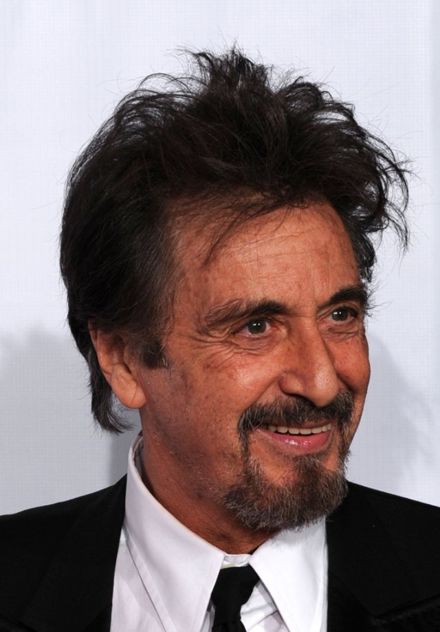 Beautiful Al Pacino Hairstyle