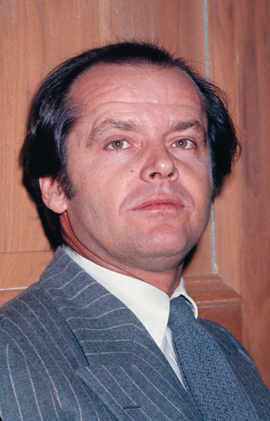 Classic Jack Nicholson Hairstyle