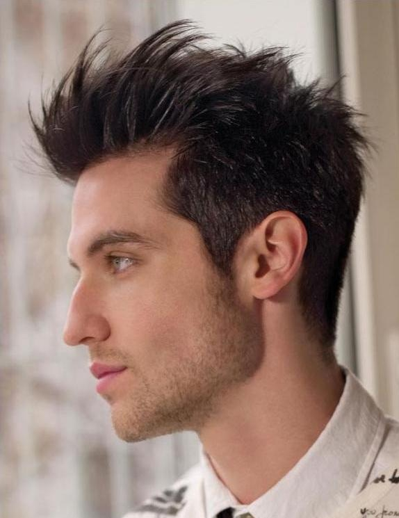 Faux Hawk Hairstyles for Men New Ideas