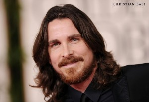 Great Christian Bale Hairstyle