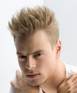 Hight faux hawk men haircut Nice Pics