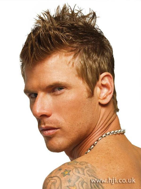 How to style a Faux Hawk Hairstyles for Men