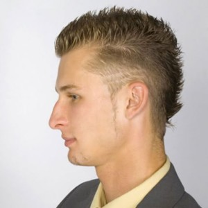 Latest Wallpapers Faux Hawk hairstyle for men's