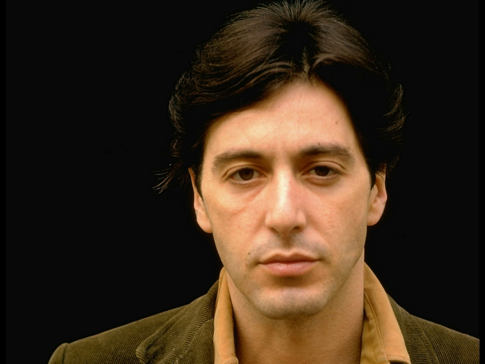 Lovely Al Pacino HairStyle