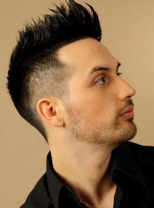 Mohawk Hairstyles for Men 2014 New Photos