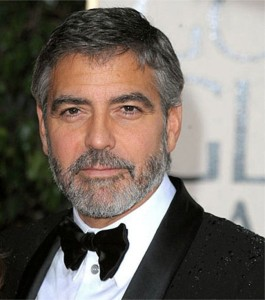 Old Looks George Clooney Hairstyle