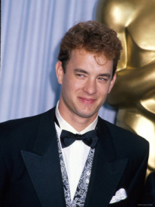 Ravishing Tom Hanks Hairstyle