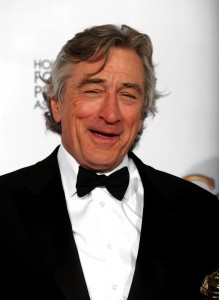 Robert De Niro Charming Hairstyle