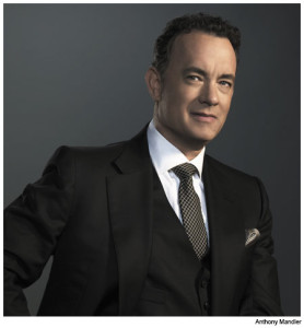 Sensuous Tom Hanks Hairstyle