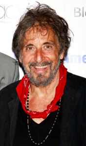 Unique Hairstyle Al Pacino