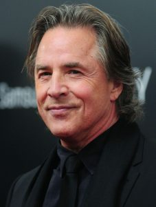 Don Johnson The Premiere of Django Unchained